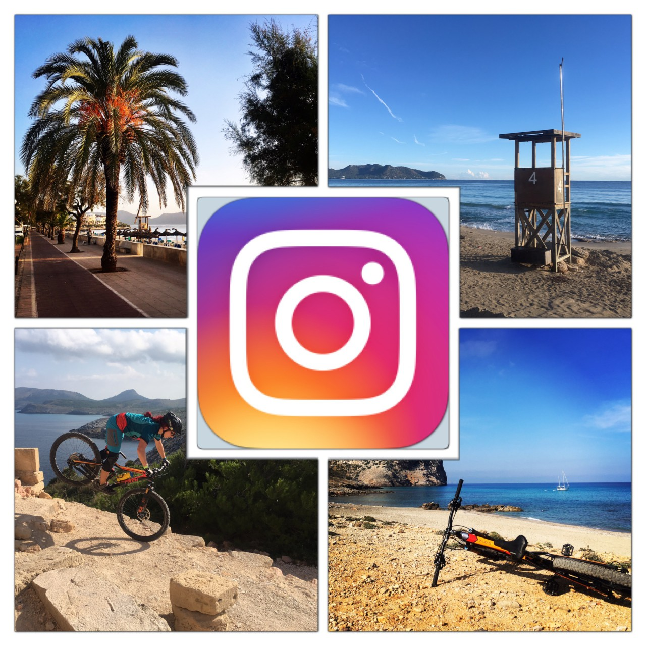 Folge roxybike auf Instagram - follow us on instagram