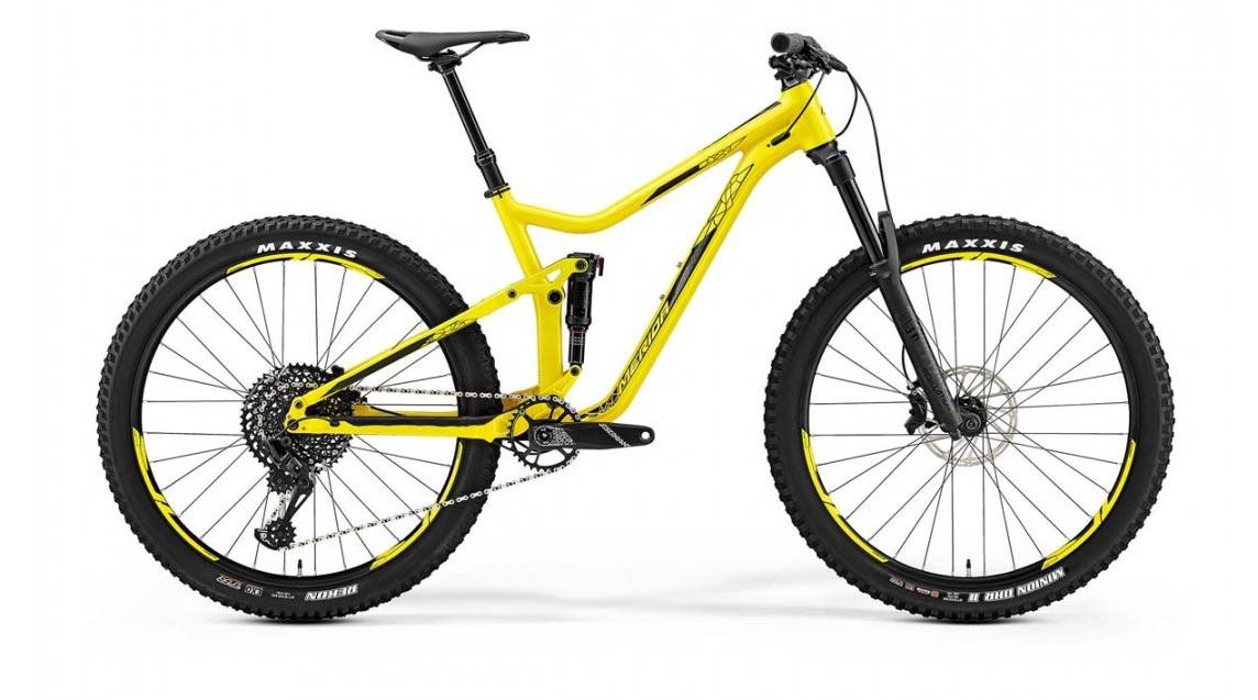 Premium Mountainbike mieten - Merida One-Forty