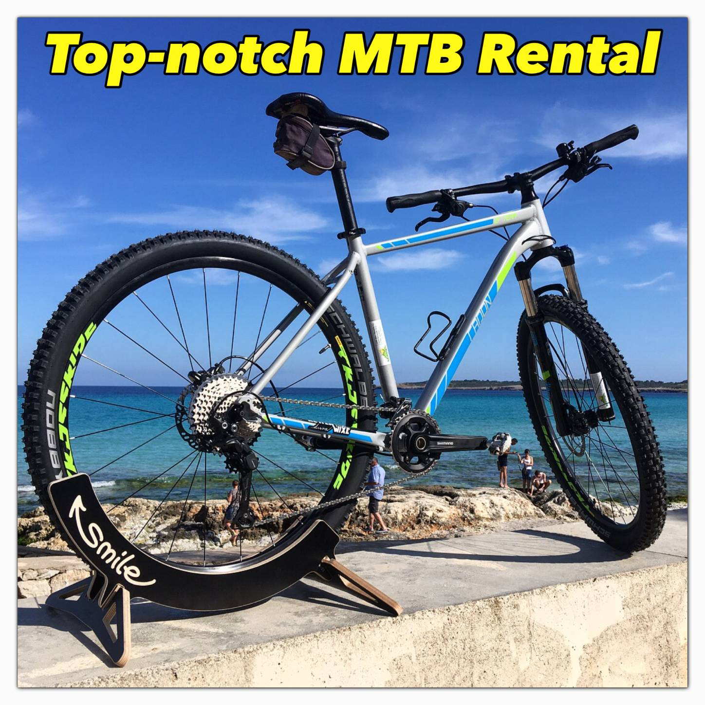 High Quality Mountain Bike Rental in Mallorca