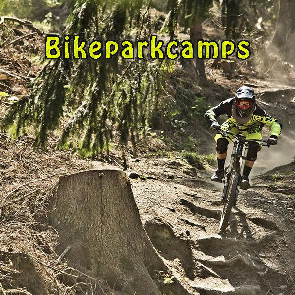 Bike Park Camp Fahrtechnik Training Downhill MTB