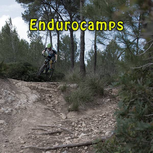 Das Roxybike Enduo Camp an der Costa Blanca